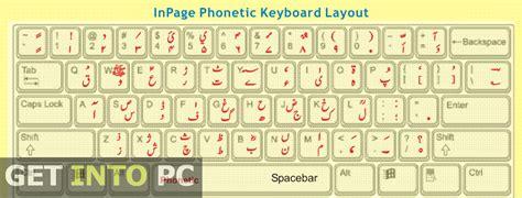 urdu keyboard layout free download urdu inpage 2011 free download