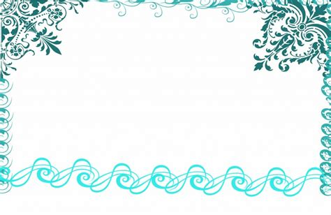 Wedding Border by Wedding Borders Clipartion