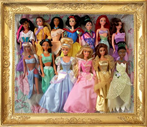 Elina Set By Ummi Original all disney princesses dolls by fragolette on deviantart