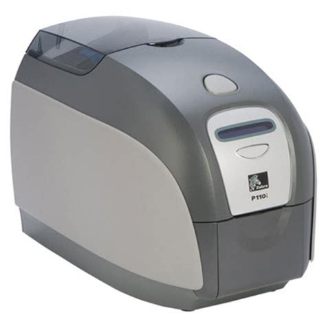 Printer Zebra P110i zebra p110i 0000a id0 p110i id card printer id wholesaler