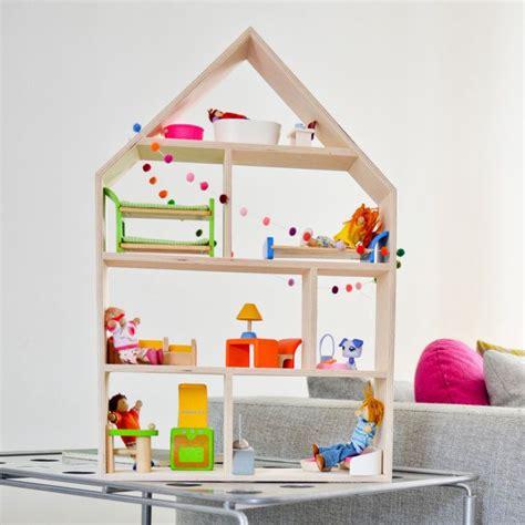 Dollhouse Shelf by Millie Dollhouse Shelf