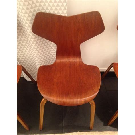 Chaise Grand Prix Jacobsen by Chaise Grand Prix Jacobsen Amazing Set Of Grand Prix