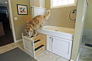 mutt friendly mud rooms home washing stations