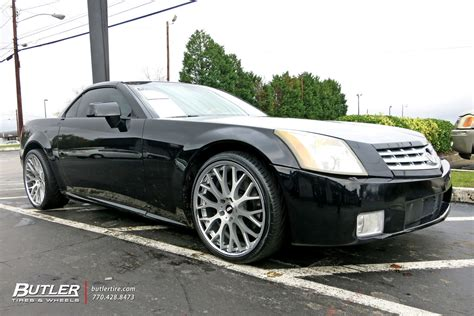 Cadillac Custom Wheels by Cadillac Xlr Custom Wheels Tsw Amaroo 20x Et Tire Size