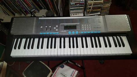 Keyboard Casio Lk 220 casio lk 220 sling keyboard synth lighting key for reverb