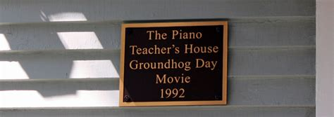 groundhog day piano groundhog day when punxsutawney phil went to woodstock