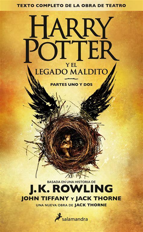 pdf libro harry potter y el legado maldito para leer ahora harry potter y el legado maldito ediciones salamandra