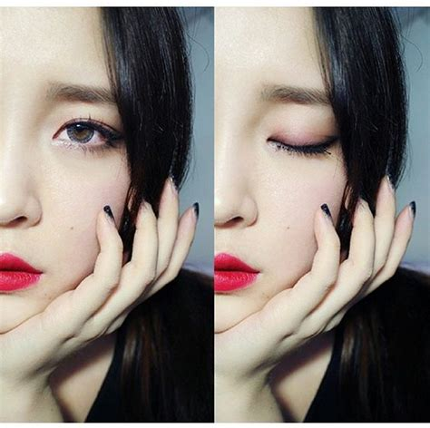 akun instagram tutorial make up ala korea leesusu korean makeup daily look korean makeup