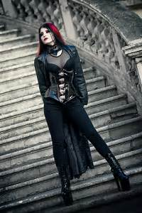 Goth Girl Of The Week