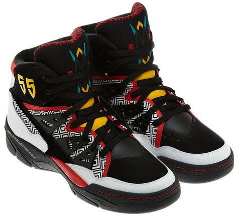 adidas sneakers shoes official adidas adidas mutombo white black light scarlet sole collector