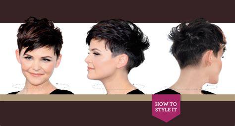 pixie cut tutorials how to get a short pixie haircut tips tutorials hair
