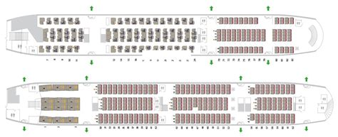 a380 floor plan image gallery korean air a380 layout