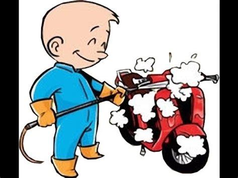 Gambar Dan Mesin Cuci Motor cara mencuci motor yang baik dan benar