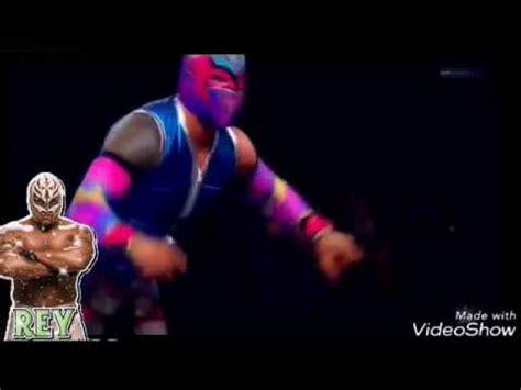 rey mysterio sin cara ( caristico & fenix kalisto feat