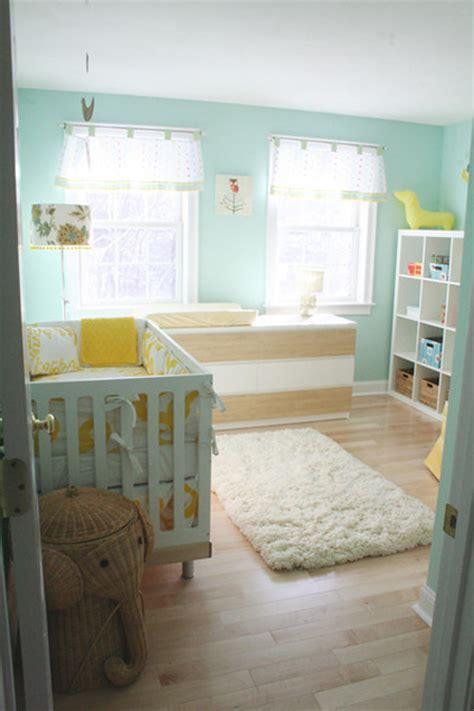 10 gender neutral nursery decorating ideas