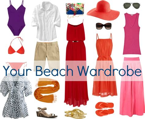 Tropical Vacation Wardrobe what to pack for vacation wardrobe oxygen
