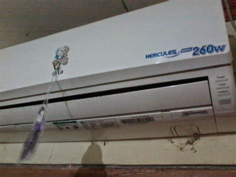 Ac Sharp Hercules diy do it yourself membersihkan ac air conditioner
