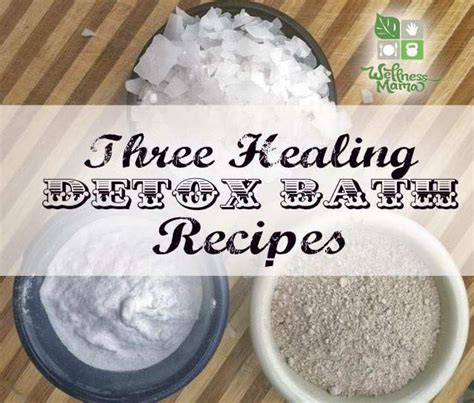 What Kinds Of Toxins To Detox Baths Remove by 3 Amazing Detox Bath Recipes This Warm Bath Will