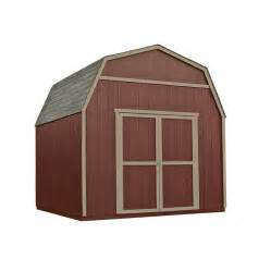 wooden storage sheds shop heartland common 10 ft x 10 ft interior dimensions
