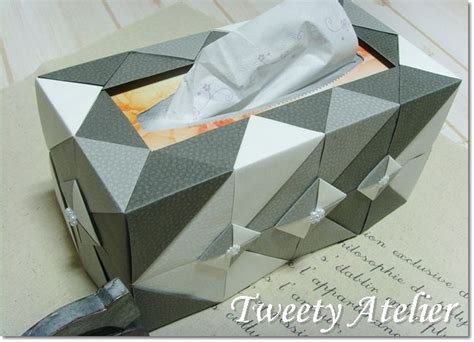 Origami Tissue Box - 16 best images about 종이접기 on crafts origami