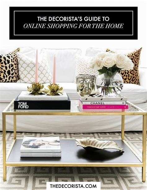 shopping for home decor online the decorista s guide to online shopping for home decor
