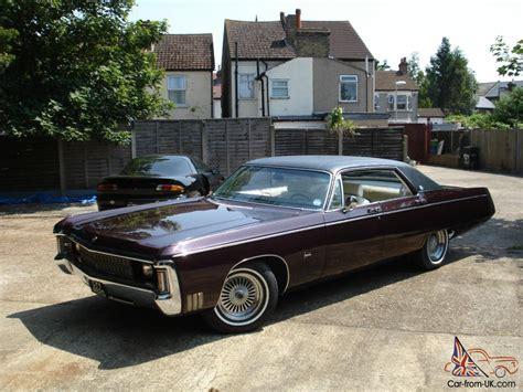 1969 Chrysler Imperial For Sale by 1969 Chrysler Imperial