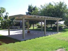 Free Standing Patio Cover Designs by Freestanding Patio Covers
