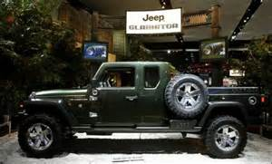 Jeep Truck News 2016 Jeep Gladiator Price Specs Interior Release Date