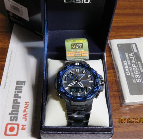 Casio Protrek Prw6000 Black casio protrek prw 6000syt 1jf blue moment prw 6000syt 1