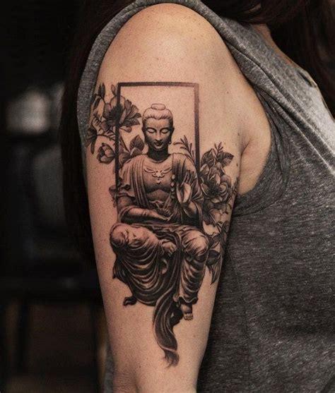 buddha and lotus flower tattoo designs 60 inspirational buddha ideas flower tattoos