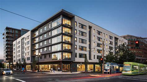 Hyatt House Portland Oregon by Hyatt House Portland Downtown Sera Architects
