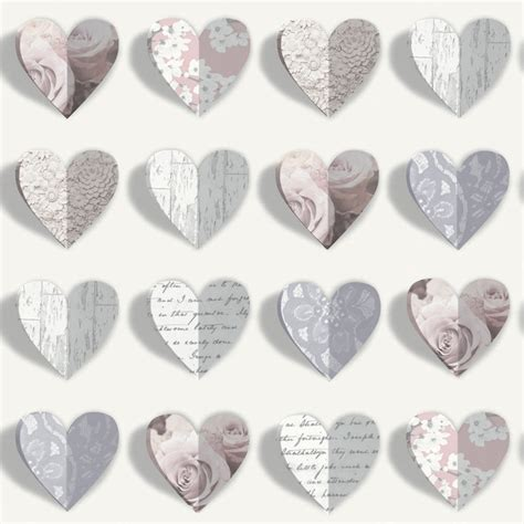 heart pattern wood arthouse olivia heart pattern rose flower wood floral