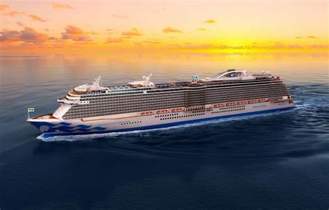 princess cruises enchanted princess princess cruises announces name of fifth royal class ship