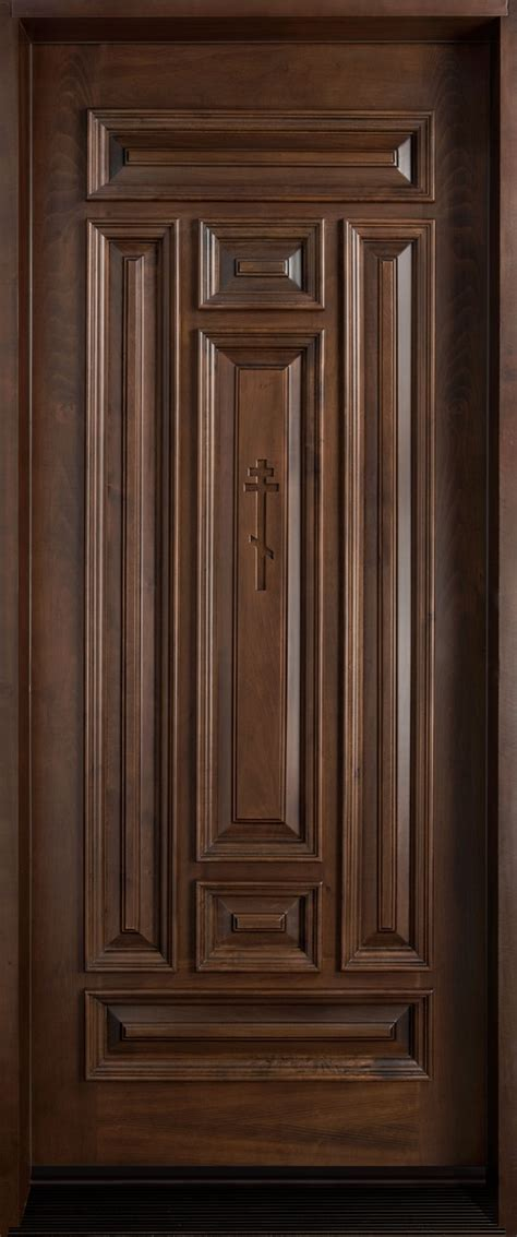 single door design front door solid wood classic collection single gd