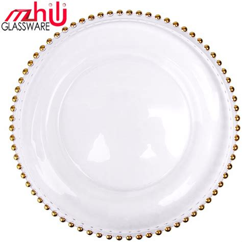 clear glass charger plates wholesale wholesale clear charger plates clear glass dessert plates