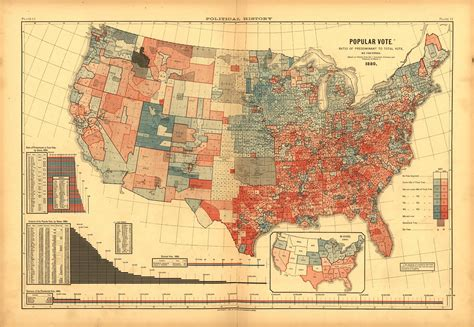 electoral map of the united states the nation s electoral map mapping the nation