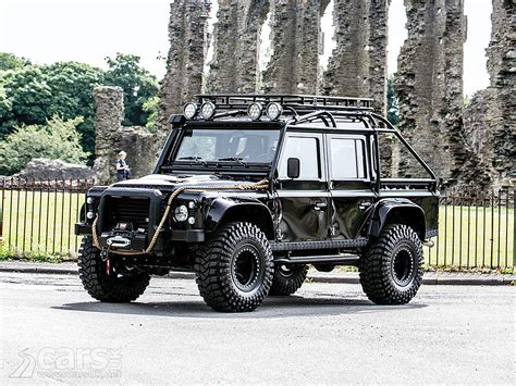 land rover defender svx land rover defender svx from bond spectre up for
