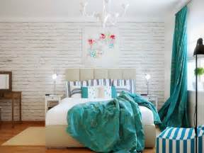 Turquoise Bedroom Curtains Ideas Turquoise And Brown Bedroom Ideas Best Paint
