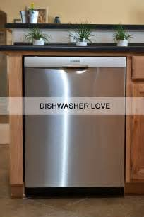 Dishwasher Cabinets Home Kids Life The Bosch Dishwasher Review