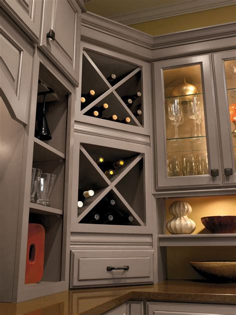 built in wine racks for kitchen cabinets best 25 wine rack cabinet ideas on pinterest built in bar beverage center and coffee bar
