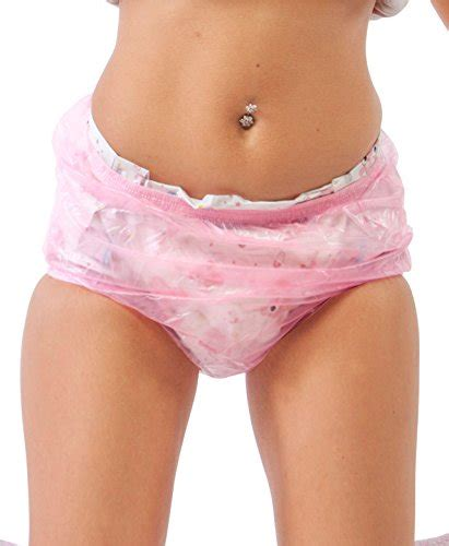 Slip Abu Pink abdl pink plastic covers large buy in