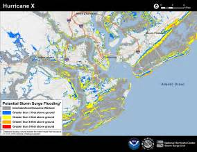 potential surge flooding map