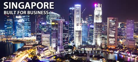 Mba Schools In Singapore by Singapore Built For Business Going Global Tv