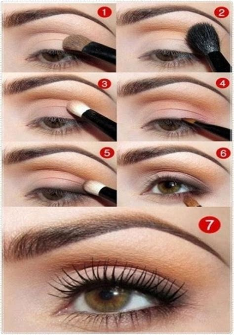 tutorial makeup natural video natural eye makeup tutorial amazingmakeups com