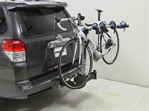 4runner Bike Rack by 2004 Toyota 4runner Thule Apex Swing 4 Bike Rack For 2
