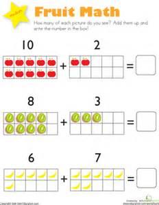 Addition winter worksheet for kindergarten photos kindergarten