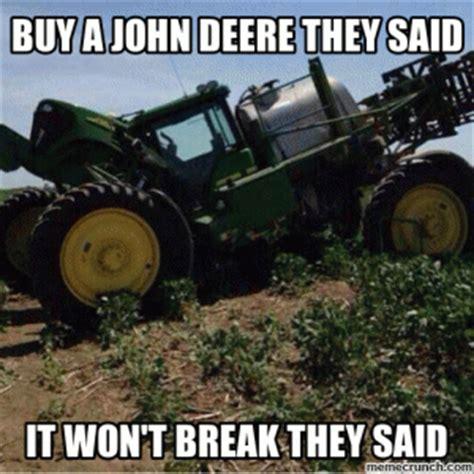 Tractor Meme - john deere jokes kappit