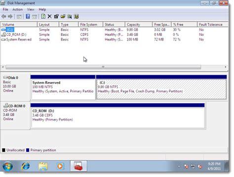 format hard drive and partition tutorial cara buat partition hard disk johan rakyat