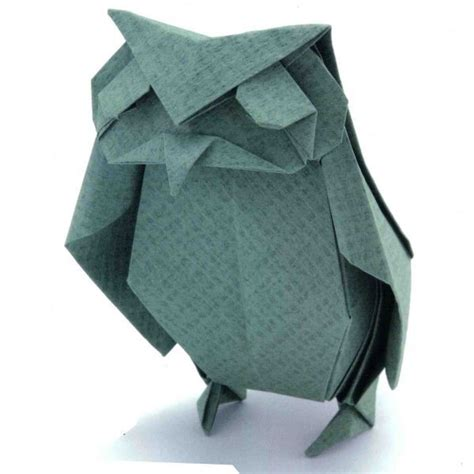 Paper Owl Origami - 78 best images about corujas origami on gift