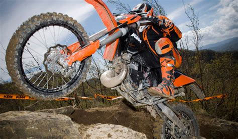 Ktm 200 Xcw Top Speed 2009 Ktm 200 Xc W Motorcycle Review Top Speed